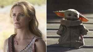 'Westworld' Season 3 Trailer Drops, Baby Yoda Animatronic Toy Hitting Shelves & More   THR News [Video]