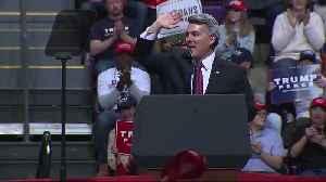 Sen. Cory Gardner speaks at Trump rally in Colorado Springs [Video]