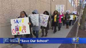 Hearing On Future Of Chicago Vocational Charter School Abruptly Canceled [Video]