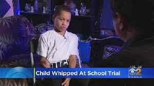 Teacher, Friend On Trial In School Whipping [Video]