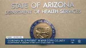 Arizona coronavirus patient remains in stable condition [Video]