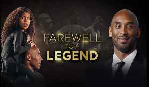 Remembering Kobe Bryant: A Celebration Of Life 2/24 [Video]