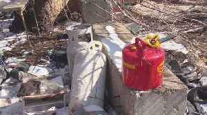 Adams County Fire Crews Encounter Booby Traps At Homeless Camps [Video]