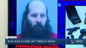 More charges could be coming for man who threatened SWFL synagogue [Video]