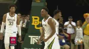 #1 Baylor Men's Basketball Team To Take On #3 Kansas With Winning Streak On The Line [Video]