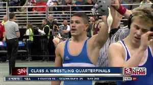 Class A Wrestling Day 1 Highlights [Video]