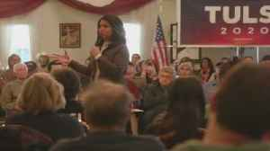 Democratic Presidential Candidate Tulsi Gabbard Campaigns In Boulder [Video]