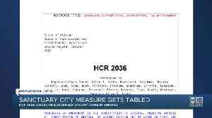 HCR 2036 removed from House of Judiciary Committee agenda [Video]