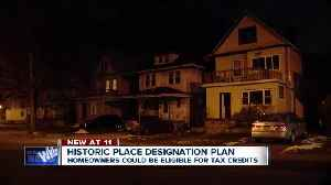 Plan for University District historic designation [Video]