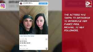 Amanda Bynes introduces her fiance to fans [Video]