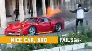 Nice Car, Bro (February 2020) | FailArmy [Video]