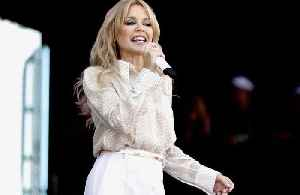 Kylie Minogue working on new music 'with Little Mix songwriter' [Video]