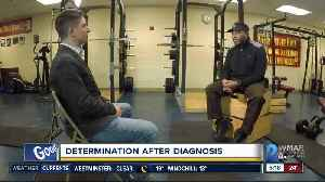 Determination after diagnosis, New Town head coach in the fight of his life [Video]
