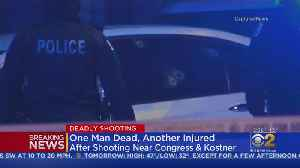1 Man Dead, Another Injured In West Side Shooting