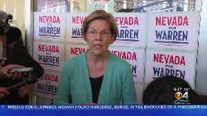 Democratic Presidential Candidates Gearing Up For Nevada Caucuses [Video]