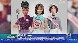 Trending: New Barbie Dolls [Video]
