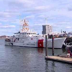 Go aboard the U.S. Coast Guard's new type of ship [Video]