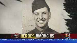 Heroes Among Us: United States Army Air Corps World War II Veteran David Segal [Video]