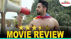 Shubh Mangal Zyada Saavdhan Movie Review [Video]