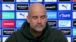 Pep: Nothing can change what we have achieved [Video]