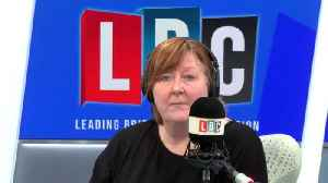 Shelagh Fogarty's heated clash with caller [Video]
