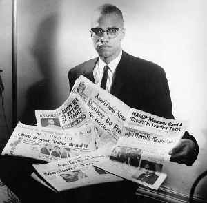 This Day in History: Malcolm X Is Assassinated [Video]