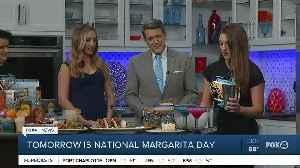Bahama Breeze celebrates National Margarita Day [Video]