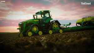 Deere Sows Seeds of Growth From Trade Pact [Video]