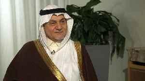 Saudi's Prince Turki talks Iran relations & G20 Presidency [Video]