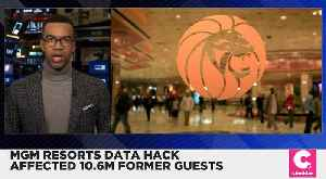 MGM Resorts Data Breach Affected 10.6 Million Former Guests [Video]