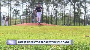 Tigers pitcher Casey Mize handling expectations from 'bust' to 'Hall of Famer' [Video]