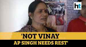 'Not Vinay, AP Singh is mentally unfit': Delhi gang-rape victim's mother [Video]