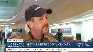 'Joe Exotic' Getting Netflix Documentary [Video]