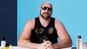 10 Things Tyson Fury Can't Live Without [Video]