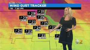 Chicago Weather: Warm Up Begins Friday, Continues Into Next Week [Video]