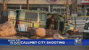One Person Shot In Calumet City Near Sibley, Clyde [Video]