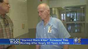 'Starved Rock Killer' Chester Weger Released After Nearly 60 Years In Prison [Video]