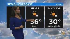 Friday Midday Weather Update: Weekend Warm Up [Video]