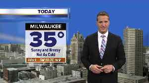 Warmer temperatures on their way for the weekend [Video]