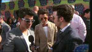 Flashback: Jonas Brothers [Video]