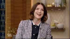 Caitriona Balfe Started Acting When She Was About to Turn 30 [Video]