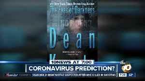 Dean Koontz novel predicted coronavirus? [Video]