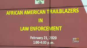 Black History Month Event Honors African Americans In Howard County Law Enforcement [Video]