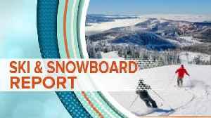 SKI and SNOWBOARD REPORT: The Munchkin Jam [Video]