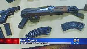 Fort Meyers Synagogue Arrest [Video]