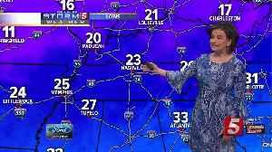 Bree's Evening Forecast: Fri., Feb. 21, 2020 [Video]