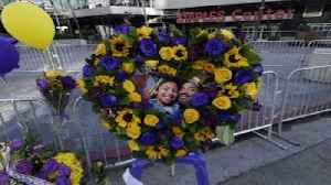 Los Angeles Officials Give Update on Kobe and Gianna Bryant Memorial [Video]