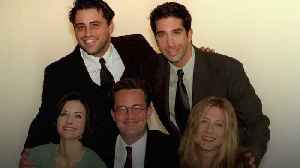 Friends reunion: Cast set for special episode on HBO Max [Video]