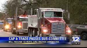 Cap-and-trade bill continues to move forward in state legislature [Video]