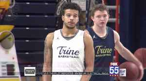 Marcus Winters making his mark at Trine [Video]